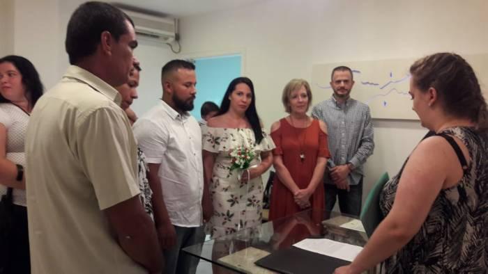 Juliana:Xandi wedding