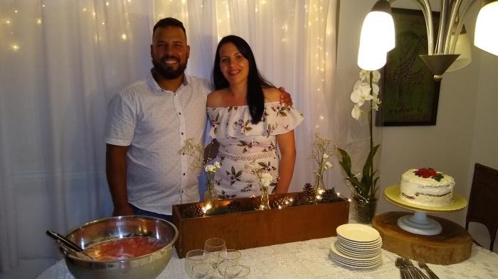 Xandi:Juliana Wedding Party