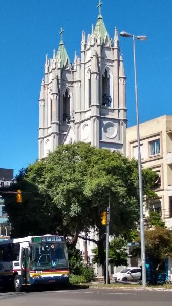 Cristovao Colombo church